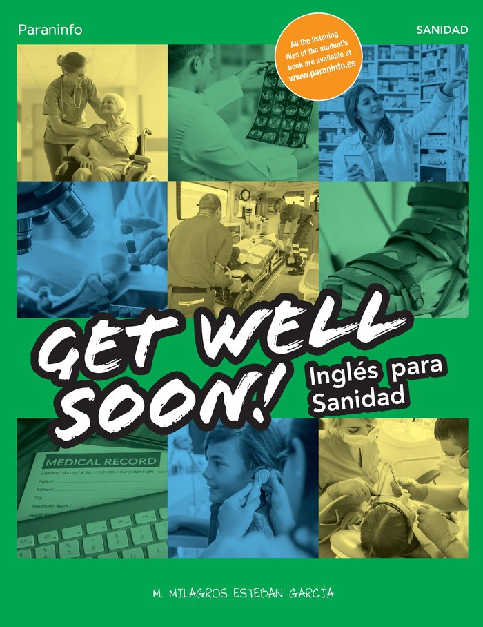 Get well soon ingles para sanidad