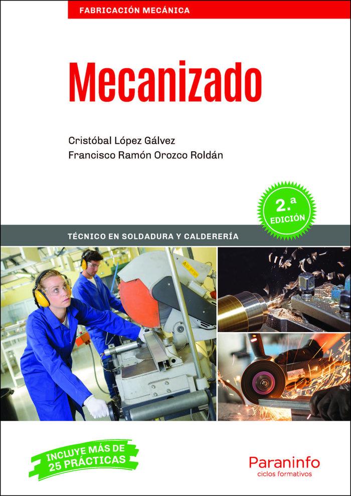 Mecanizado 20 2ºedicion