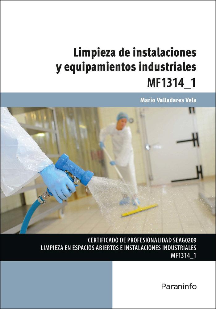 Limpieza de instalaciones y equipamientos industriales
