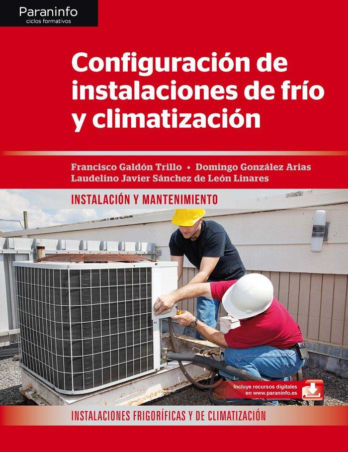 Configuracion de instalaciones de frio y climatiza