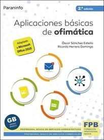 Aplicaciones basicas de ofimatica 2ª edic