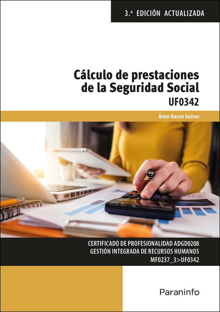 Calculo de prestaciones de la seguridad social