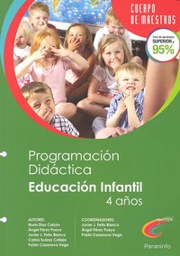 Educacion infantil 4 años programacion didactica
