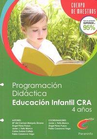 Educacion infantil cra 4 años programacion didactica