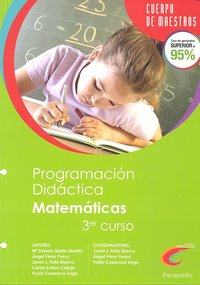 Matematicas 3ºep programacion didactica