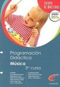 Musical 3ºep programacion didactica