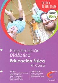 Educacion fisica 4ºep programacion didactica