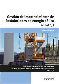 Gestion del mantenimiento de instalaciones de energia eolica