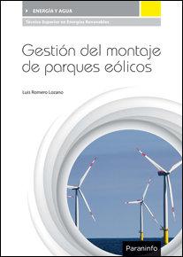 Gestion del montaje de parques eolicos gs 17