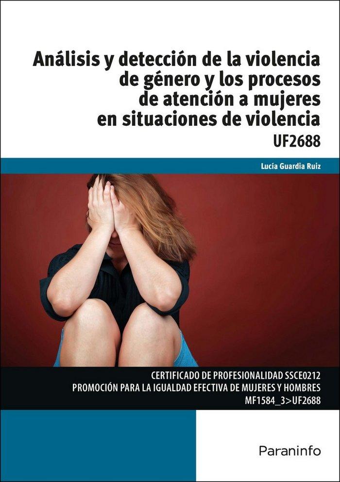 Analisis y deteccion violencia de genero procesos atencion