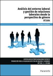 Analisis del entorno laboral y gestion de relaciones laboral