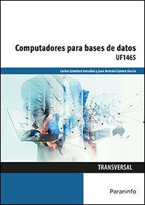 Computadores para bases de datos