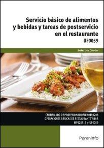 Servicio basico alimentos bebidas y tareas postservicio