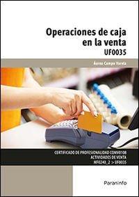 Operaciones de caja en la venta