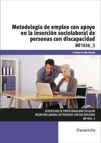 Metodologia de empleo con apoyo en la insercion