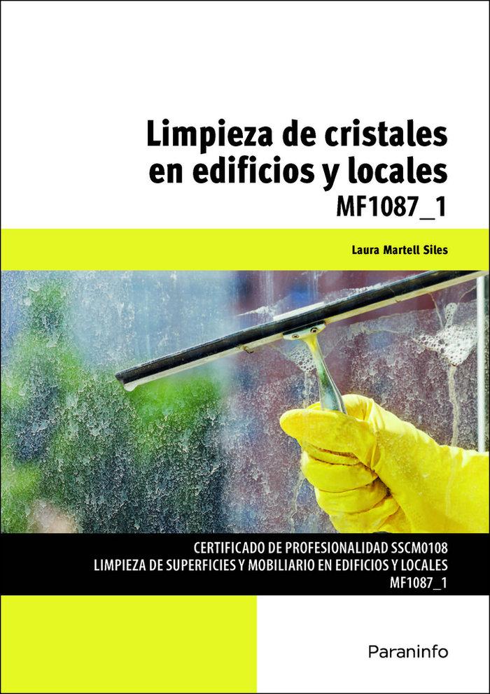 Limpieza de cristales en edificios y locales