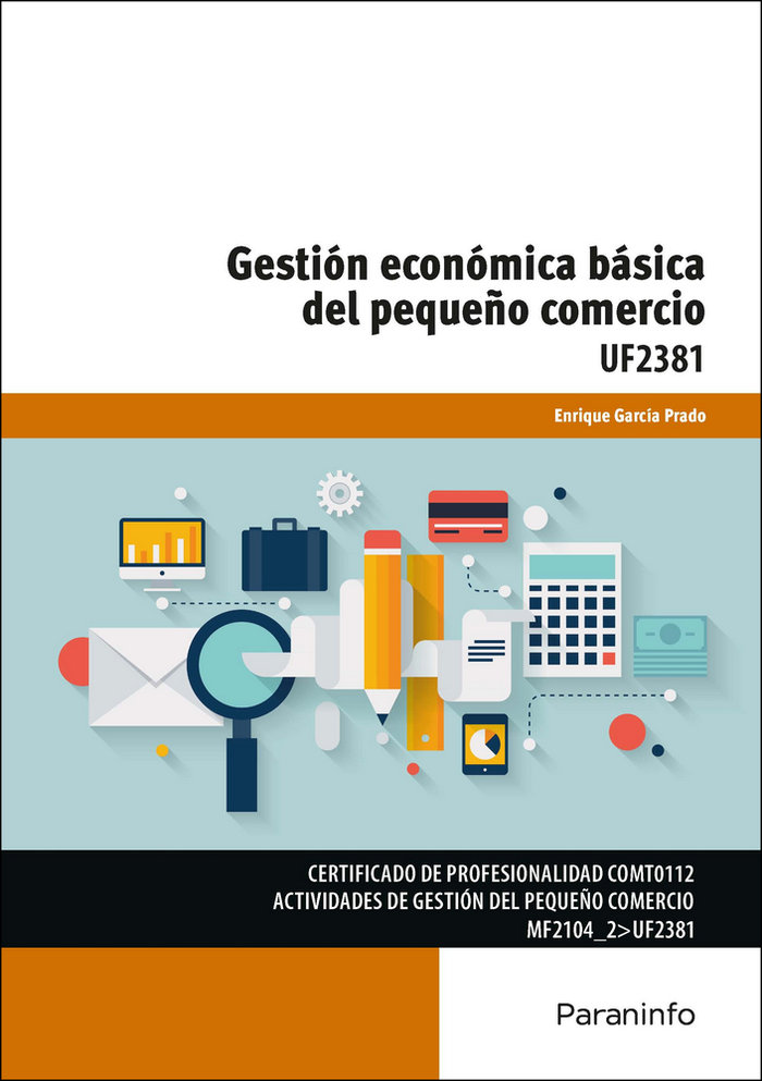 Gestion economica basica del pequeño comercio