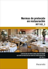 Normas de protocolo en restauracion