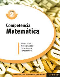 Competencia clave matematica nivel 2