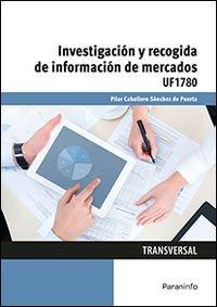 Investigacion y recogida de informacion de mercados