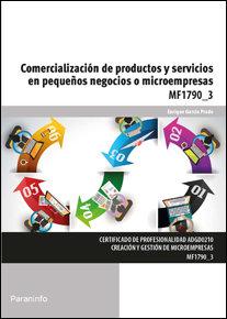 Comercializacion de productos y servicios pequeños negocios