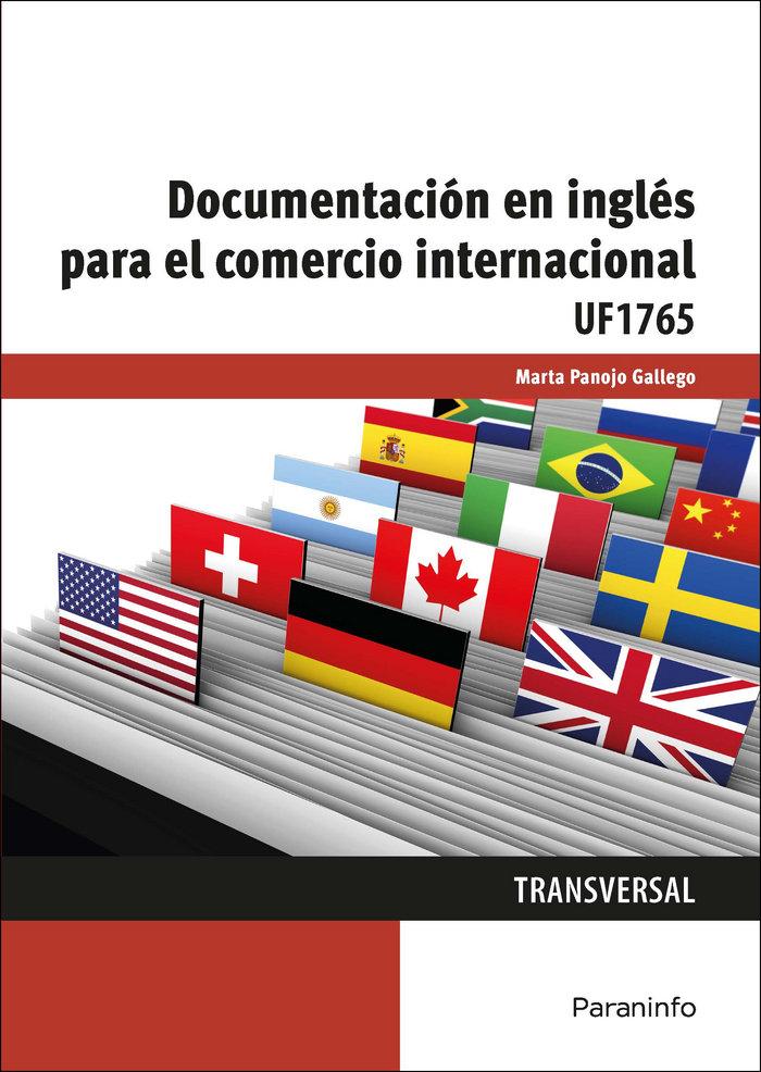 Documentacion en ingles para el comercio internacional