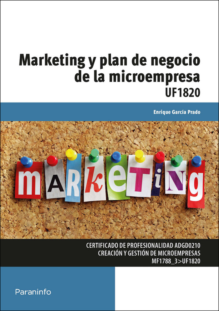 Marketing y plan de negocio de la microempresa