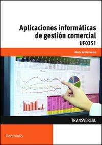 Aplicaciones informaticas de la gestion comercial