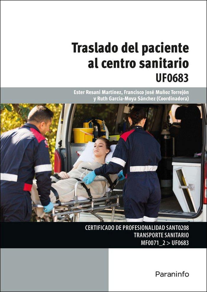 Traslado paciente al centro sanitario 18