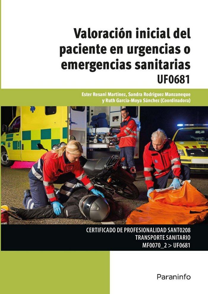 Valoracion inicial del paciente en urgencias o emergencias s