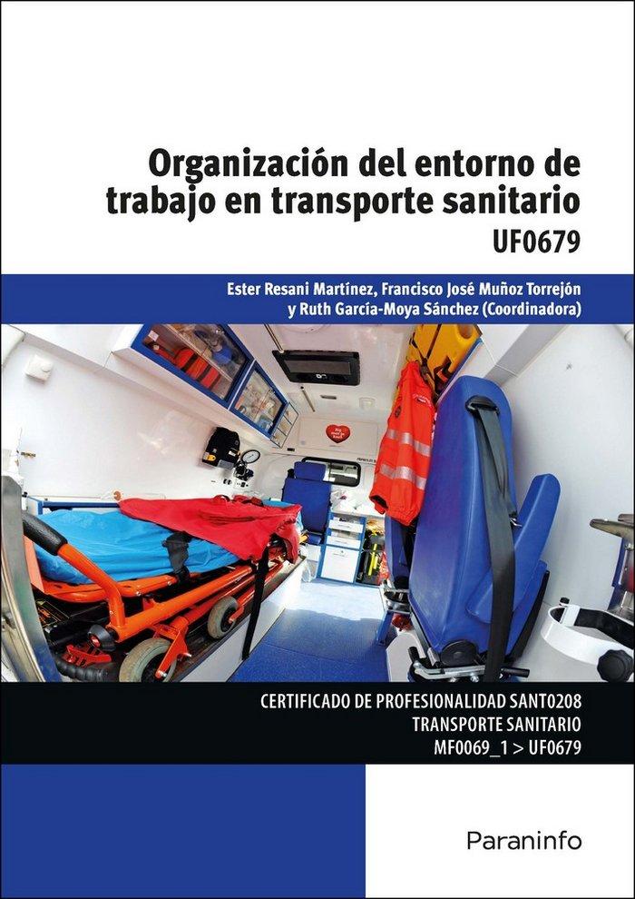 Organ.entorno trabajo transporte sanitario 18