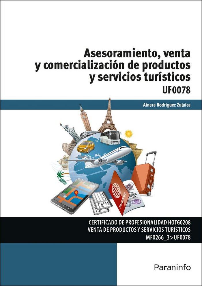 Asesoramiento venta y comercializacion productos y servicio
