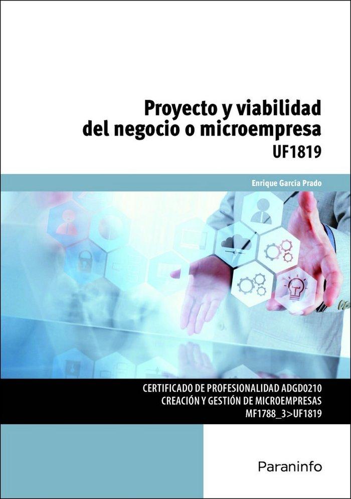 Proyecto y viabilidad del negocio o microempresa