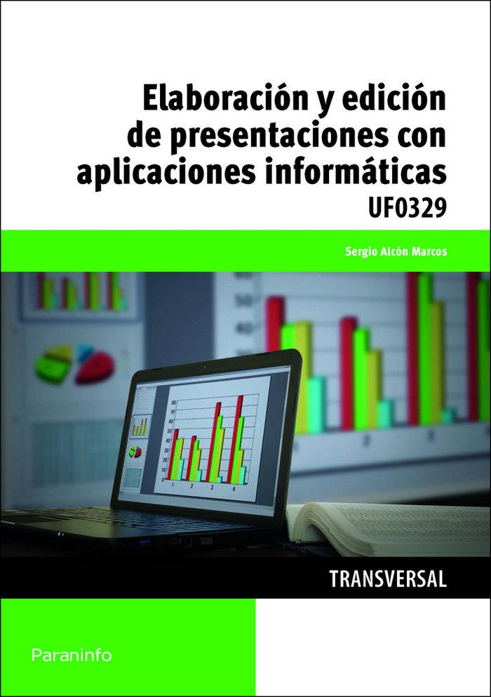 Elaboracion y edicion de presentaciones con aplicaci