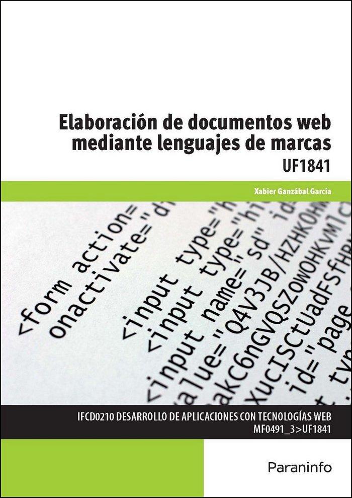 Elaboracion documentos web mediante lenguajes de marcas
