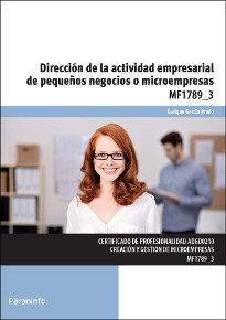 Direccion de la actividad empresarial de pequeños negocios