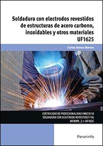 Soldadura electrodos revestidos estructuras acero carbono