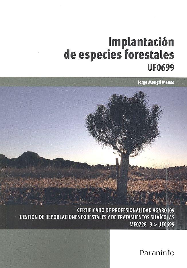 Implantacion de especies forestales