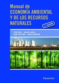 Manual de economia ambiental y de los recursos naturales, 3ª