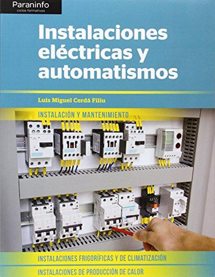 Instalaciones electricas automatismos cf