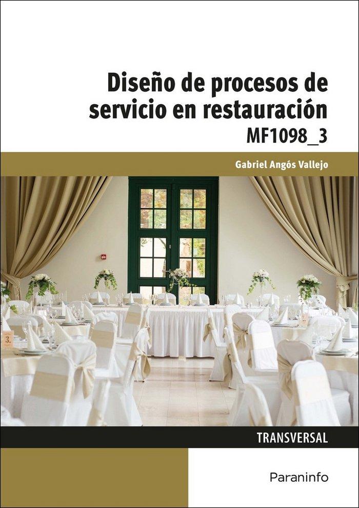 Diseño procesos servicio restauracion