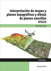 Interpretacion de mapas y planos topograficos y dibujo de p
