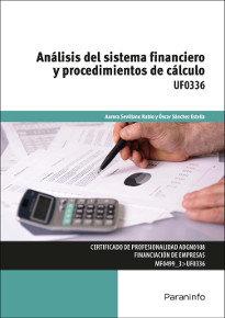 Analisis sistema financiero y procedimientos de calculo