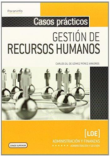 Casos practicos gestion de recursos humanos
