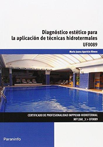 Diagnostico estetico para aplicacion de tecnicas hidroterma