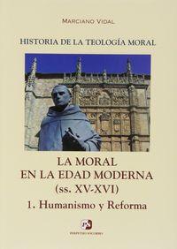 La moral en la edad moderna   o.varias