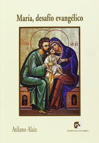 Maria, desafio evangelico