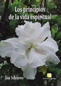 Principios de la vida espiritual,los