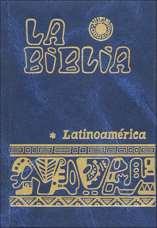 Biblia latinoamericana,la