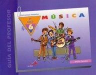 Musica 6º primaria (pilar escudero)-guia profesor